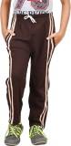Meril Track Pant For Boys (Brown)