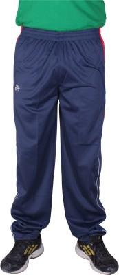 SST 6566V2 Striped Men's Blue Track Pants