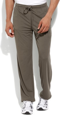 Duke Stardust Solid Men,s Brown Track Pants