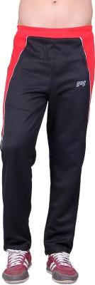 Gag Wear Solid Men's Black, Red Track Pants