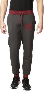 Rodid Solid Men's Grey Track Pants