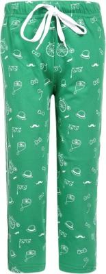 Sweet Angel Track Pant For Girls(Green) at flipkart