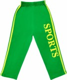 Sweet Angel Track Pant For Girls (Green)
