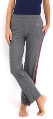 Macrowoman Active Solid Women's Grey Track Pants