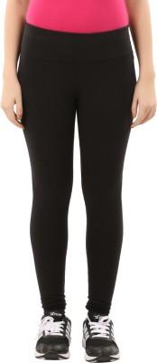 Lavos Solid Women's Black Track Pants