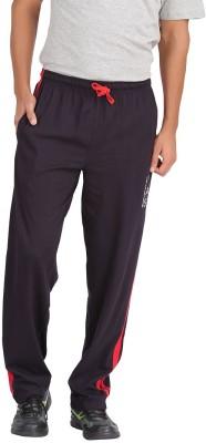 Hbhwear Pro Solid Men's Dark Blue Track Pants