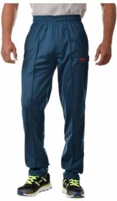 Rg Sports Self Design Men's Light Blue Track Pants