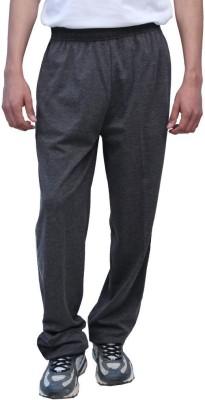 Romano Solid Men's Grey, Black Track Pants