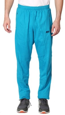 Vector X Solid Men's Light Blue Track Pants