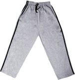 Ice Track Pant For Boys (Grey)