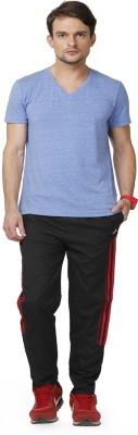 ABLOOM Self Design Men's Multicolor Track Pants