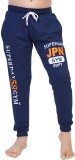 Just4You Track Pant For Boys (Blue)
