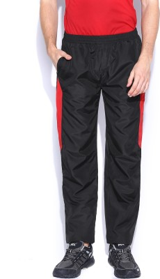 HRX by Hrithik Roshan Solid Men's Black Track Pants