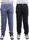 Nationwide Garments Solid Men's Grey Tra...