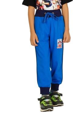 Shaun Solid Men's Light Blue Track Pants