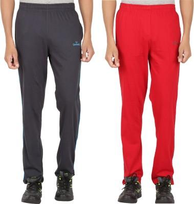 Greenwich Solid Men's Multicolor Track Pants