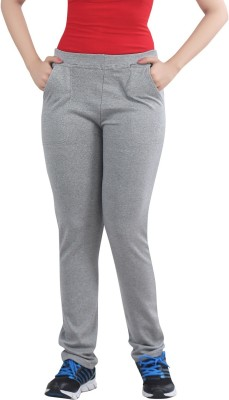 Bfly Solid Women's Grey Track Pants