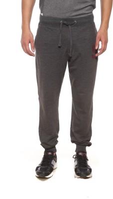 Pepe Solid Men's Grey Track Pants