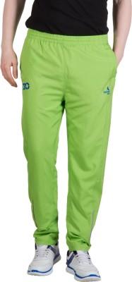 Goodluck L-0006 B Solid Men's Light Green Track Pants