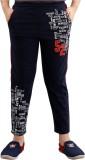 Fizzi Solid Men's Blue Track Pants