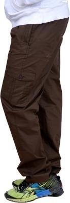 Legmark Solid Men's Green Track Pants