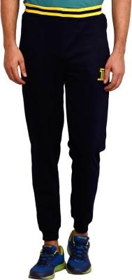 sporty culture Solid Men's Blue Track Pants