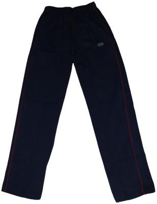 Alfa Thermal Solid Men's Blue Track Pants