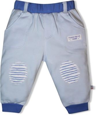 FS Mini Klub Printed Baby Boy,s Blue Track Pants