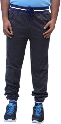 Romano Solid Men's Grey Track Pants
