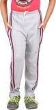Meril Track Pant For Boys (Grey)