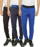 Sanvi Traders Solid Men's Multicolor Tra...