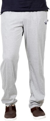 MINDITDADDY Solid Men's Grey Track Pants