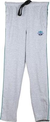 Duke Stardust Solid Boy,s Grey Track Pants