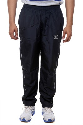 Sports 52 Wear T1295 Solid Men's Dark Blue, Grey Track Pants