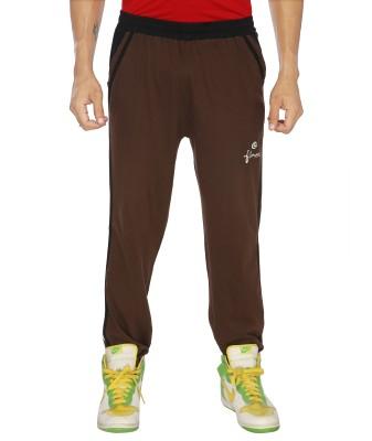 Filmax® Originals Core Solid Men's Brown Track Pants