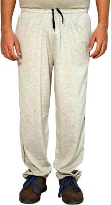 Ave Striped Men's Grey Track Pants