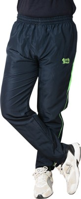 Blue Horse Solid Men's Blue, Green Track Pants