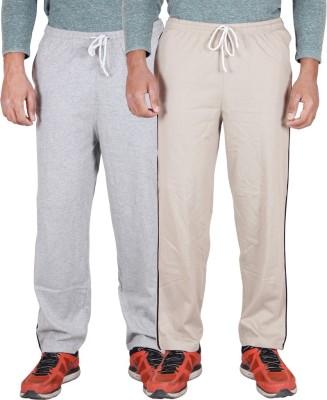 Frang Solid Men's Multicolor Track Pants