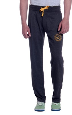 TAG 7 Solid Men's Grey Track Pants