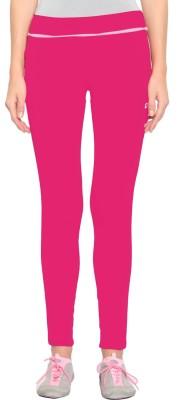 Sweet Dreams Solid Women's Pink Track Pants