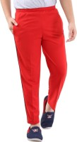 Fizzi Track Pant For Boys(Red)
