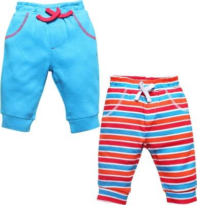 FS Mini Klub PO2 Bottoms Striped Baby Boy,s Blue Track Pants
