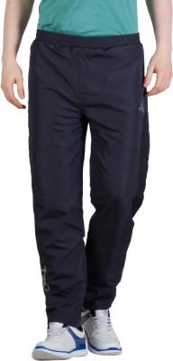 Goodluck L-0007 B Solid Men's Blue Track Pants