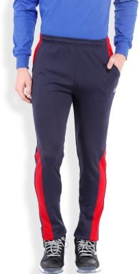 2go Solid Men's Blue Track Pants