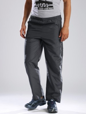 HRX by Hrithik Roshan Woven Men's Grey Track Pants