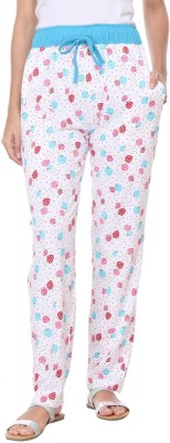 Glasgow Printed Women's Multicolor Track Pants at flipkart