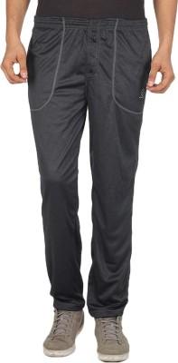 Being Responsible Self Design Men's Black Track Pants