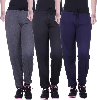 Gag Wear Solid Women's Multicolor Track Pants