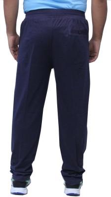 Romano Solid Men's Blue Track Pants