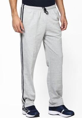 Miffa Solid Men's Grey Track Pants